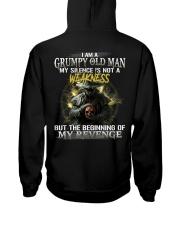 I AM A GRUMPY OLD MAN Hooded Sweatshirt thumbnail