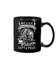 SEPTEMBER MAN  Z Mug tile