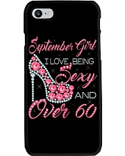 SEPTEMBER GIRL OVER 60 Phone Case thumbnail