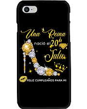 20 Julio Phone Case thumbnail