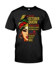 OCTOBER QUEEN Classic T-Shirt thumbnail