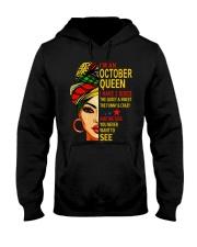 OCTOBER QUEEN Hooded Sweatshirt thumbnail