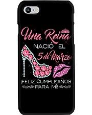 5 DE MARZO Phone Case thumbnail