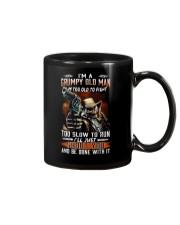 Grumpy old man Mug thumbnail