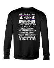 RUNNER 5K Crewneck Sweatshirt thumbnail