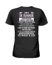 RUNNER 5K Ladies T-Shirt back