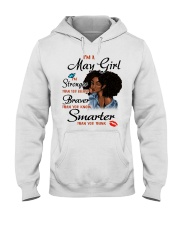 i am stronger-T5 Hooded Sweatshirt thumbnail