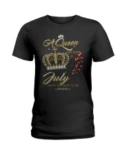 A Queen-crown-T7 Ladies T-Shirt thumbnail