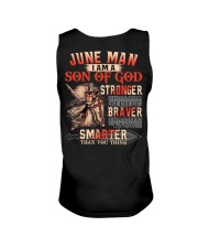 June T shirt Printing Birthday shirts for Men Unisex Tank thumbnail