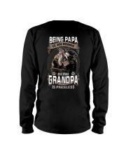 GRANDPA PAPA Long Sleeve Tee thumbnail