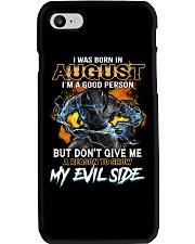 AUGUST MAN - L Phone Case thumbnail