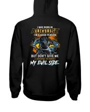 AUGUST MAN - L Hooded Sweatshirt thumbnail
