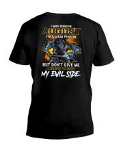 AUGUST MAN - L V-Neck T-Shirt thumbnail