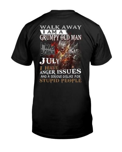 H - JULY MAN
