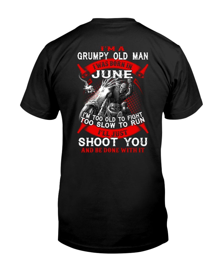 H - JUNE MAN Classic T-Shirt