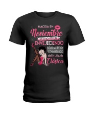 Camisetas sublimadas mujer clásica Noviembre Ladies T-Shirt thumbnail