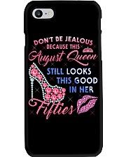 August Queen Phone Case thumbnail
