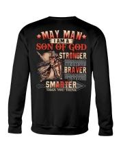 May T shirt Printing Birthday shirts for Men Crewneck Sweatshirt thumbnail