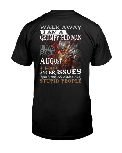 H - AUGUST MAN