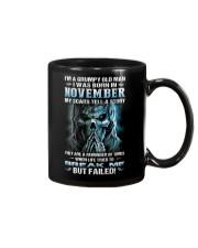 NOVEMBER MAN Mug thumbnail