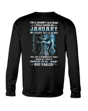 H - JANUARY MAN Crewneck Sweatshirt thumbnail