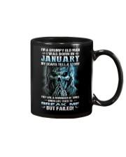 H - JANUARY MAN Mug thumbnail