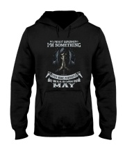 I am not superhero-T5 Hooded Sweatshirt thumbnail