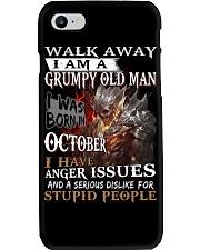 GRUMPY OLD MAN M10 Phone Case thumbnail