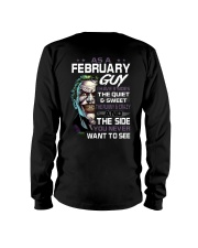 FEBRUARY GUY Long Sleeve Tee thumbnail