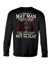 MAY MAN Crewneck Sweatshirt thumbnail