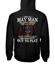 MAY MAN Hooded Sweatshirt thumbnail