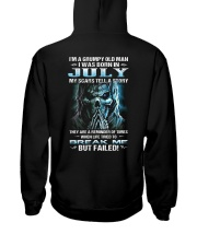 JULY MAN Hooded Sweatshirt thumbnail
