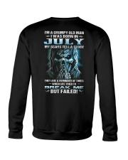 H - JULY MAN Crewneck Sweatshirt thumbnail