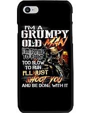 GRUMPY OLD MAN Phone Case thumbnail