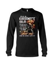 GRUMPY OLD MAN Long Sleeve Tee thumbnail