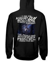 AUGUST GUY Hooded Sweatshirt thumbnail