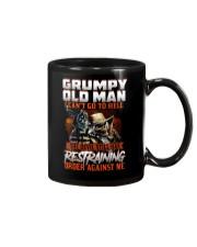 H - RESTRAINING Mug thumbnail