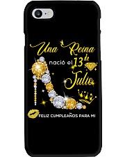 13 Julio Phone Case thumbnail