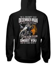 December T shirt Printing Birthday shirts for Men Hooded Sweatshirt thumbnail