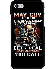 MAY GUY - L Phone Case tile