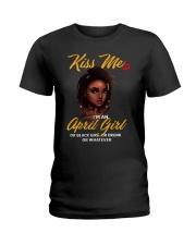 Black girl- T4 Ladies T-Shirt thumbnail