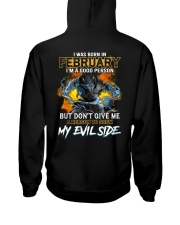 FEBRUARY MAN LHA Hooded Sweatshirt thumbnail