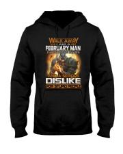 dislike M2 Hooded Sweatshirt thumbnail
