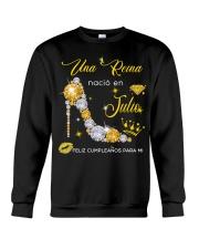 UNA REINA JULIO Crewneck Sweatshirt thumbnail
