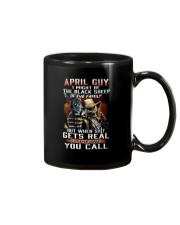 H - APRIL GUY Mug thumbnail