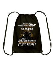 OCTOBER GUY Drawstring Bag thumbnail