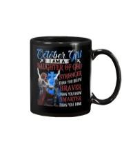 OCTOBER GIRL Mug thumbnail