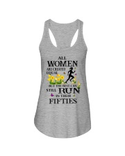 Run-equal-50 Ladies Flowy Tank thumbnail