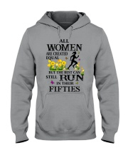 Run-equal-50 Hooded Sweatshirt thumbnail
