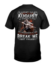 AUGUST MAN Classic T-Shirt thumbnail